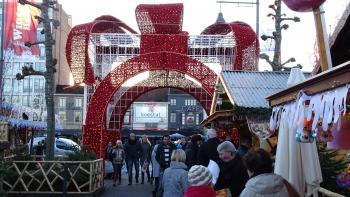 Christmas Market in Belgium