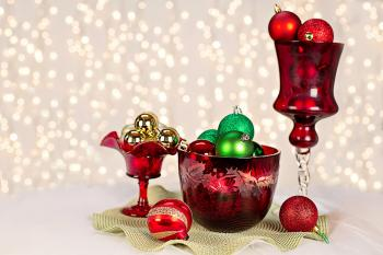 Christmas Ornaments - Balls and Baubles