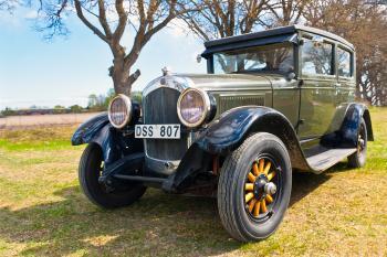 Chrysler Coach 60 1926