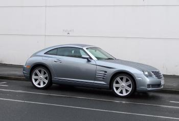Chrysler Crossfire in Dunedin NZ
