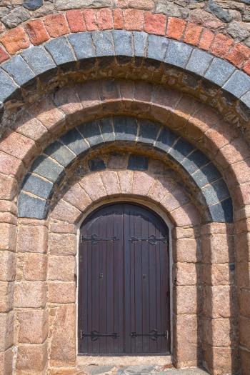 Church Door - HDR