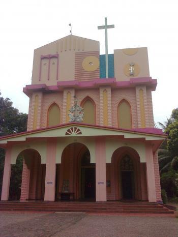 Church in Pala
