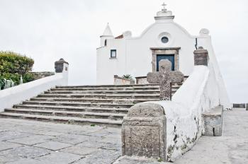 Church of Soccorso, Forio, Ischia, Italy