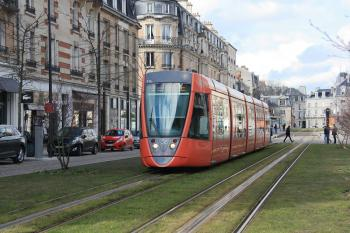 CITURA - Alstom Citadis 302 n°112 - Ligne A