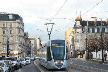 CITURA - Alstom Citadis 302 n°116 - Ligne B
