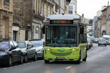 CITURA - Bolloré Bluebus n°88 - Ligne Citybus
