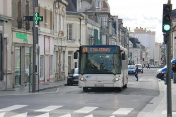CITURA - Heuliez Bus GX327 n°315 - Ligne 1