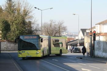 CITURA - Heuliez Bus GX437 n°914 - Ligne 11