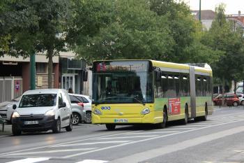 CITURA - Heuliez Bus GX437 n°914 - Ligne 5