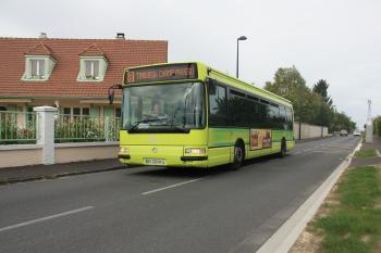 CITURA - Irisbus Agora S n°247 - Ligne 8