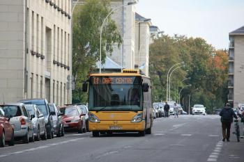 CITURA - Irisbus Citelis 12 n°275 - Ligne 6
