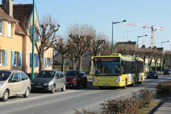 CITURA - Irisbus Citelis 18 n°825 - Ligne 3