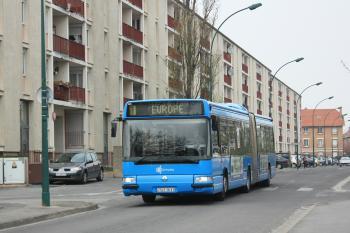 Citura - RVI Agora L n°805 - Ligne 1