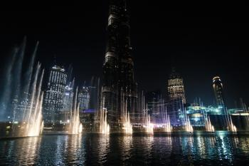 City Escape during Nighttime