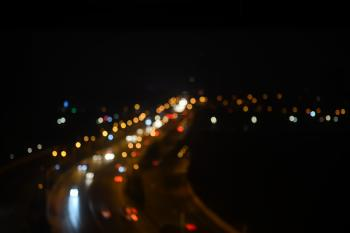 City Lights Photograph
