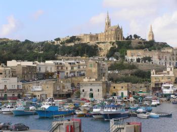 Cityscape Malta