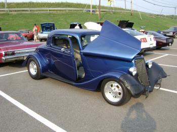 Classic Car 1940s