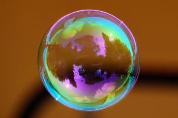 Clear Bubble