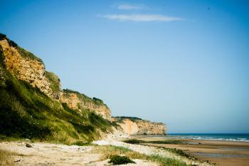 Cliff landscape