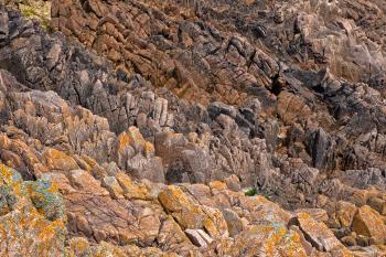 Cliff Rocks Texture - HDR