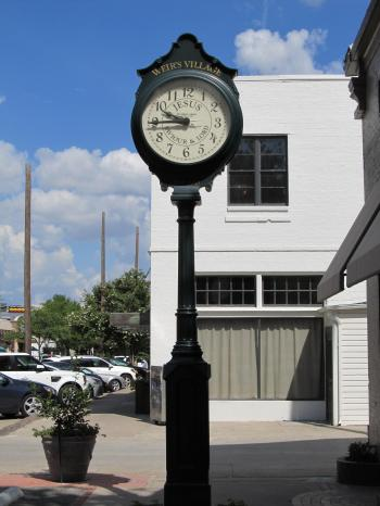 Clock in the City