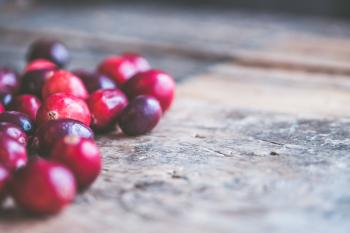 Close-up Photo of Red Coffee Beans