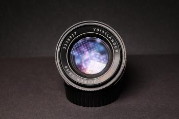 Close-Up Photography of Black Dslr Camera Lens