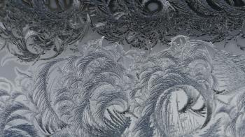 Close Up View of Black and Gray Abstract Illustration