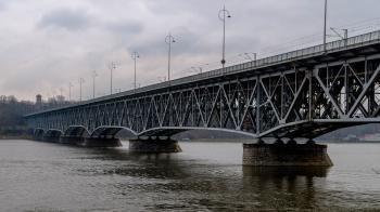 Closeup Photo of Concrete Bridge