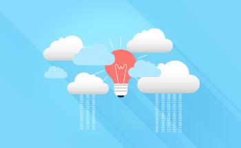 Cloud Computing with Virtual Clouds and Light Bulb