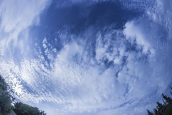 Clouds over Egerszalók