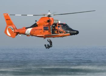 Coast Guard Training