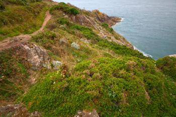 Coastal Saint-Malo Scenery - HDR
