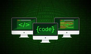 Code - Coding and Programming - Dark Version