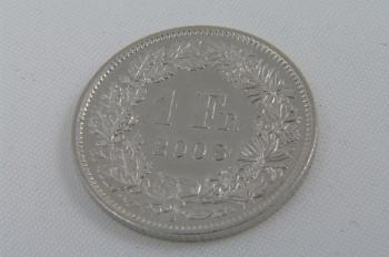 Coins CHF switzerland