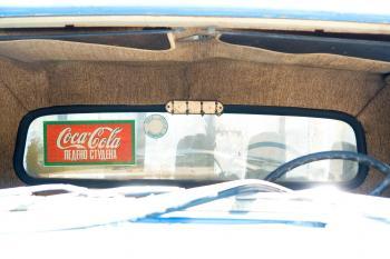 Coke zero commercial in car