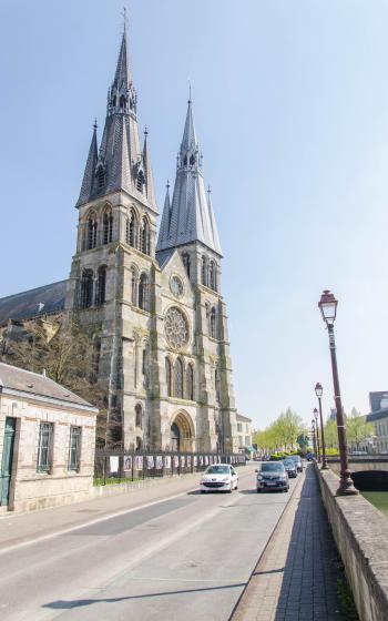Collégiale Notre-Dame-en-Vaux de Châlons-en-Champagne