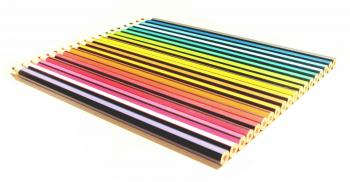 Color Pencil Set - Perspective