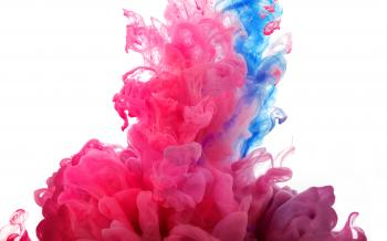 color smoke