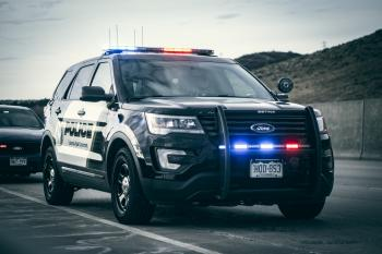 Colorado State University Police - Ford Police Utility (853)