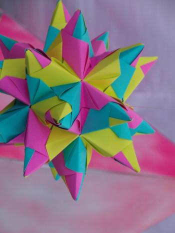 Colorful Mathematical Shapes