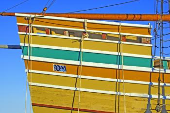 Colorful Stern