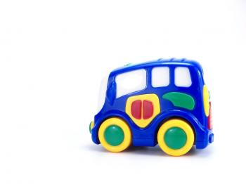 Colorful Toy Car