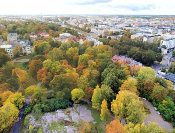 Colours of Autumn in Turku