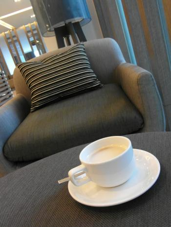 Comfortable Coffee Lounge