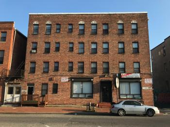 Commercial building, 101 W. 22nd Street, Baltimore, MD 21218