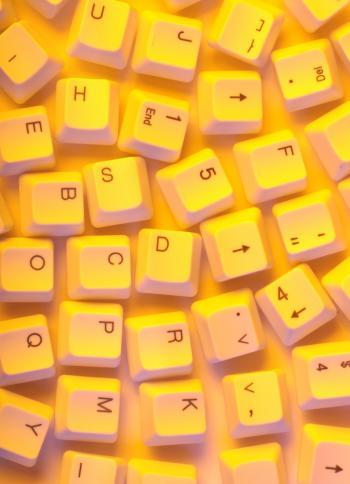 Computer keys