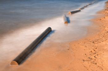 Concrete Beach Front