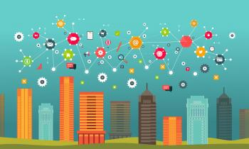 Connected City - New Trends in Urbanization