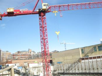 Construction, corner of Adelaide and Princess, 2013 02 18 -cp.JPG